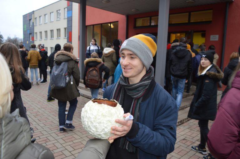 Patriotiskā nedēļa par godu Latvijas valsts 101. dzimšanas dienai.