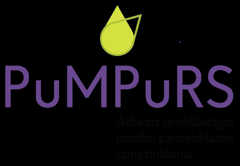 Pieteikšanās programmai PuMPuRS 2021./22.m.g. 1.semestrim